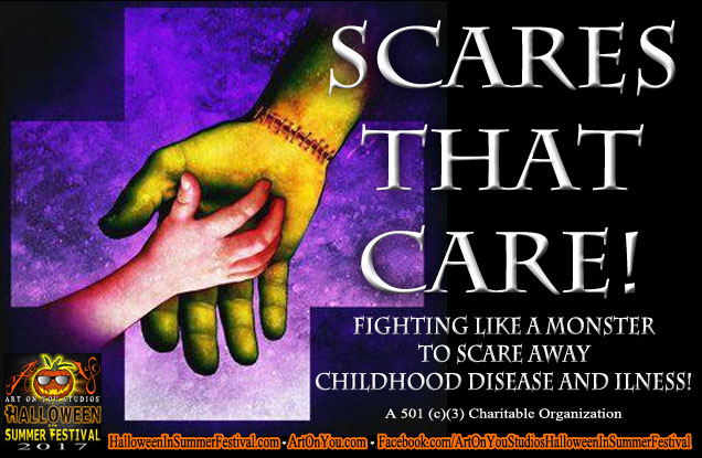 scare that care - The Karate Kid Halloween Fight